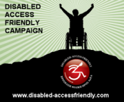 Disabled Access Friendly